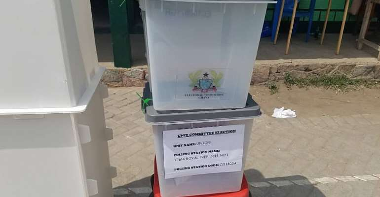 District Elections: Tema Central Polls Paused Over Picture Swap On Ballot Paper