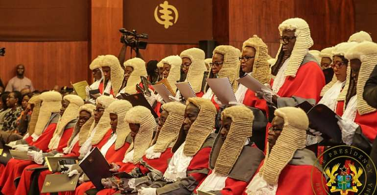 The Concept Of Contempt Of Court In Ghanaian Legal Jurisprudence