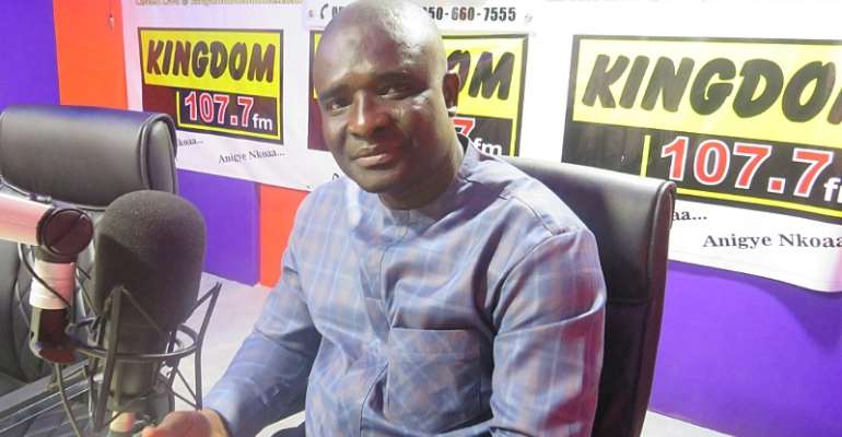 We Have Managed The Economy Well – Kamal-Deen Fires NDC
