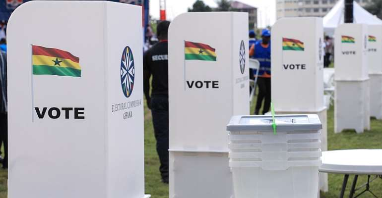 Ghanaians Elect Assembly, Unit Committee Members Today