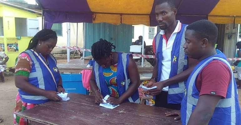 Lack Of Logistics Hamper District Elections — CODEO