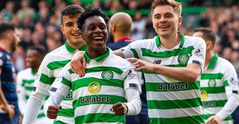 Celtic Manager Neil Lennon Praise Ghanaian Defender Jeremie Frimpong