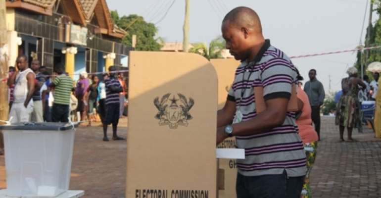 57,030 Contest District Elections Today