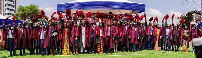 NiBS Graduates 44 With Doctorate Degree