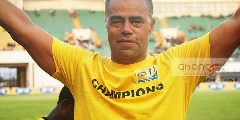Kotoko Coach Steve Polack Positive Of CAF Confederations Cup Campaign