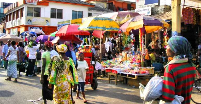 Local Govt Ministry Turn Streets Into Christmas Markets