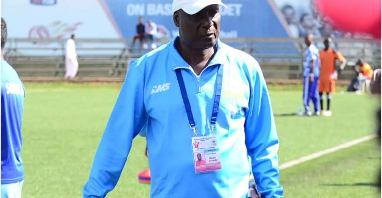 Coach Bashir Hayford Hoping To Use Football To Bring Somalia Together