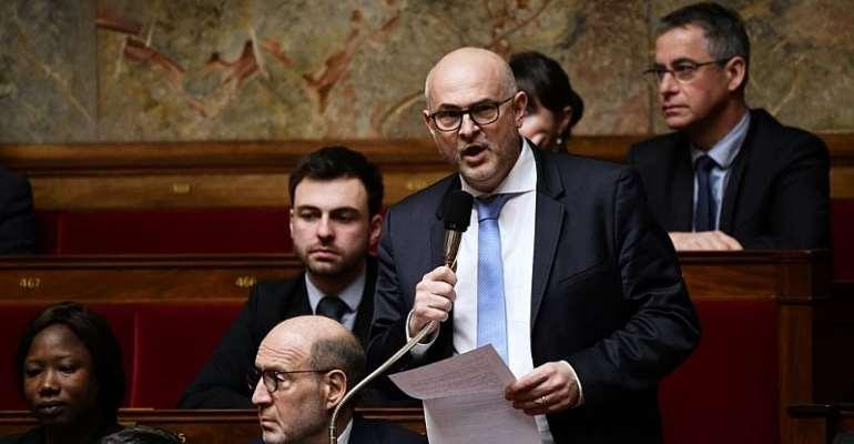 Philippe LOPEZ / AFP