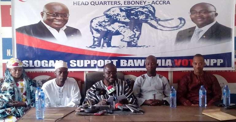 Mahama Comments On Zongo Development Fund Shameless — Bawumia Boys
