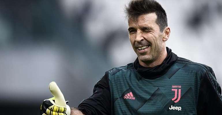 Buffon Equals Maldini's Serie A Appearance Record