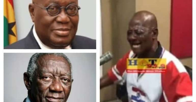 """""""I Was Kufour's Informant But Akufo-Addo Has Neglected Me"""" — Crying NPP Man"""