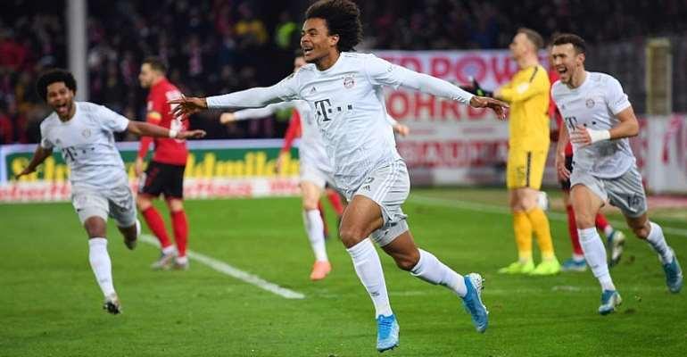 Bundesliga: Stoppage-Time Goals Secure Bayern Win At Freiburg