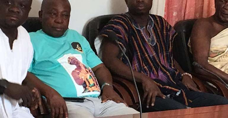 Dormaa Chief Commends Akufo-Addo For Tarring Dormaa Town Roads