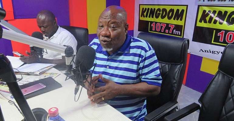 Ghanaians Have Lost Trust In Politicians - Allotey Jacobs