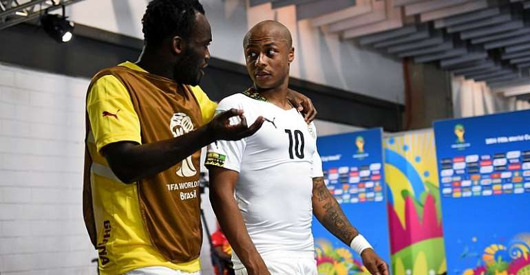 Ghana Trio Named Among Top 10 African Footballers Who Never Won African Player Of The Year Award