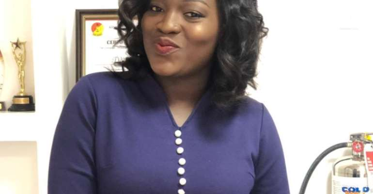 TV3's Nana Akua Amankwaa Quaye Appointed Public Relations Officer For Halifax Ladies