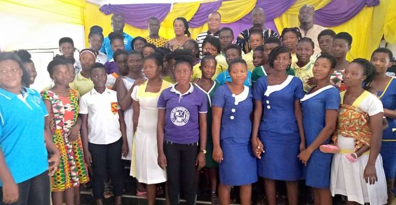 Obuasi East District Assembly Sponsors 92 Youth In Apprenticeship Programme