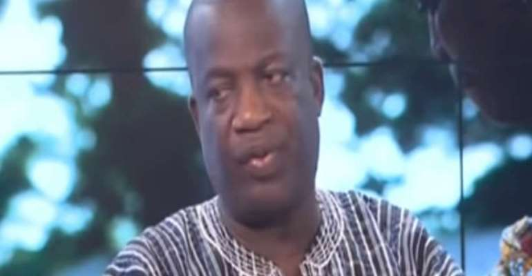 EC's Director of Electoral Services, Dr Serebour Quaicoe