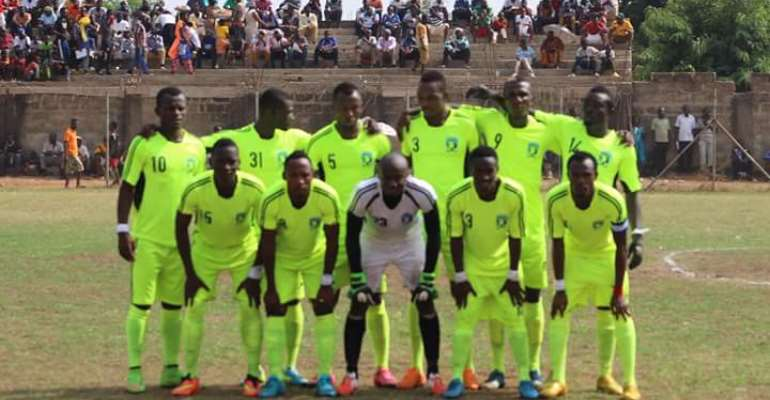 Bechem United CEO Insists Target Of Club Is To Contend For GPL Title