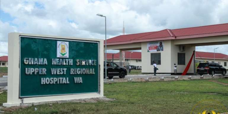 Upper West Regional Hospital Faces Law Suits Over Indebtedness