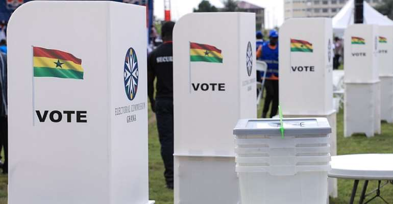 District Elections: Voting Continues Today In Aborted Areas
