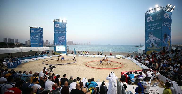 ANOC sets dates for World Beach Games in 2023
