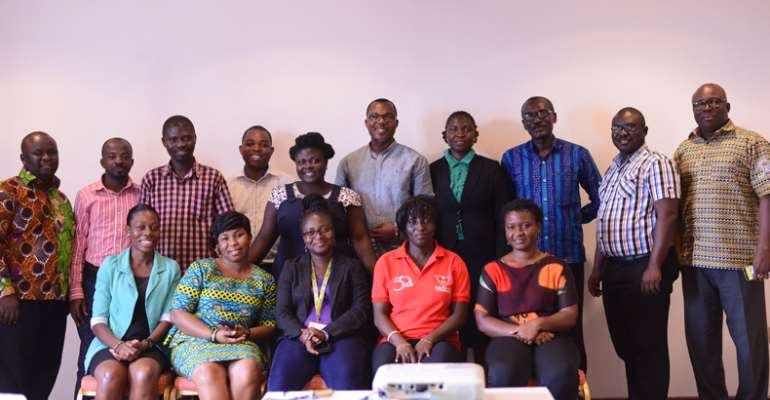 Journalists Sensitized On Reproductive Health
