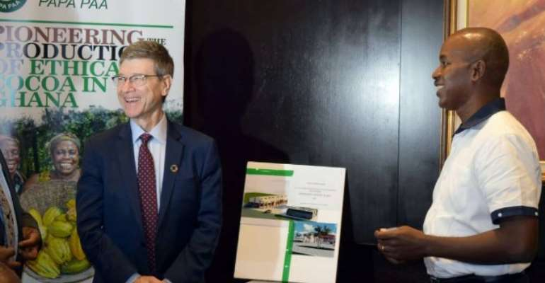 UN To Lead Ghana's Diversification From Cocoa To Coffee Production
