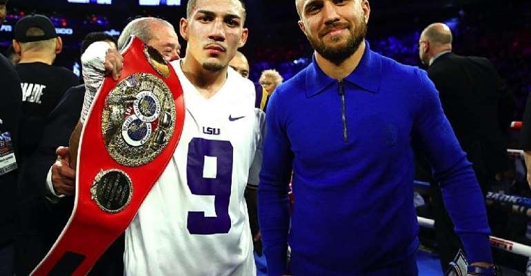 Teofimo Lopez Reveals April 18th Possible Date For Vasily Lomachenko Fight