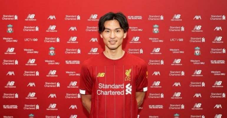 Liverpool Confirm Minamino Signing