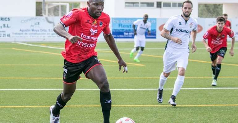 Defender Kingsley Fobi Propels Badajoz To Victory Against Amorebieta In Copa del Rey