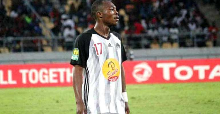 Caf Competitions: Five Star Players Of The Campaign So Far