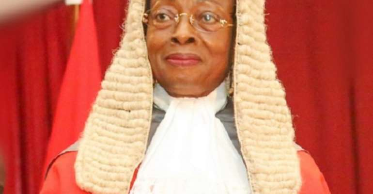 """""""Appoint More Women As Supreme Court judges"""" – Gloria Akuffo"""