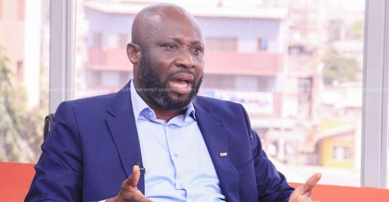 George Afriyie Nowhere To Be Found At Congress