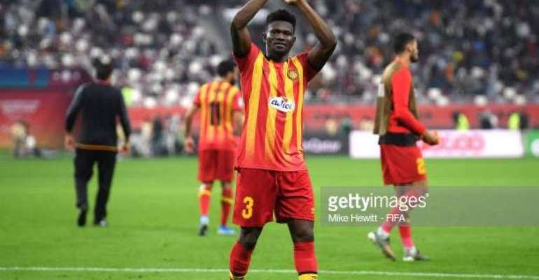 FIFA Club World Cup: Ghana's Kwame Bonsu Delighted With Experience