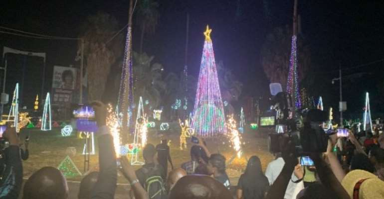 AMA To Light Up Accra For Christmas