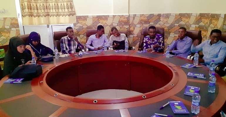 Training on Freedom of Expression Organized by FESOJ Kicks off in Baidoa.