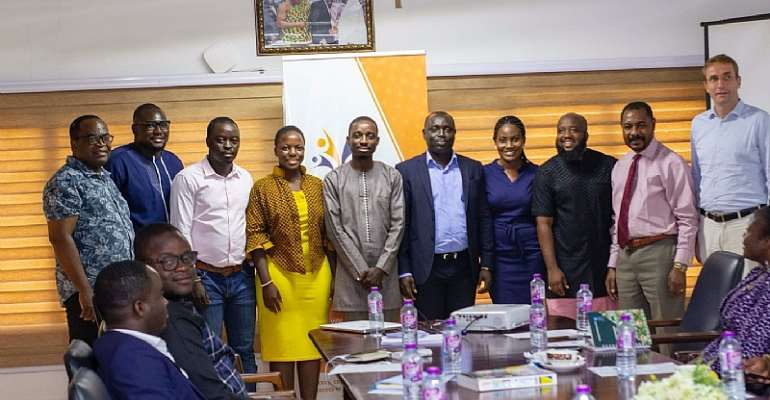 A 7-Member Committee Inaugurated To Lead The Advocacy Of The Ghana Start-Up Act