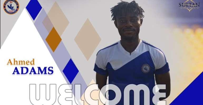 Defender Ahmed Adams Return To Berekum Chelsea