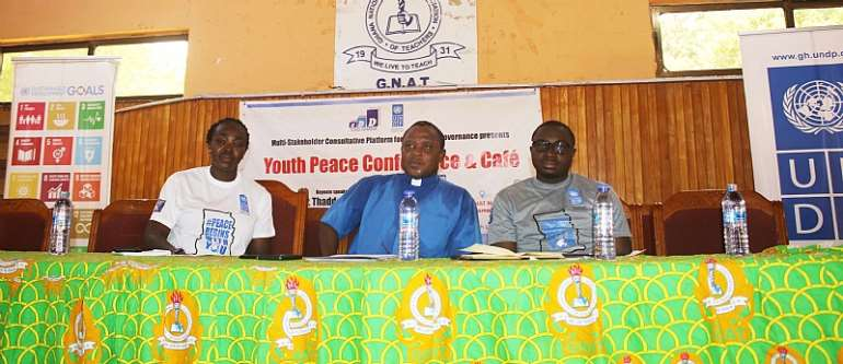 Elections In Ghana: The Role Of The Youth In Peace Building
