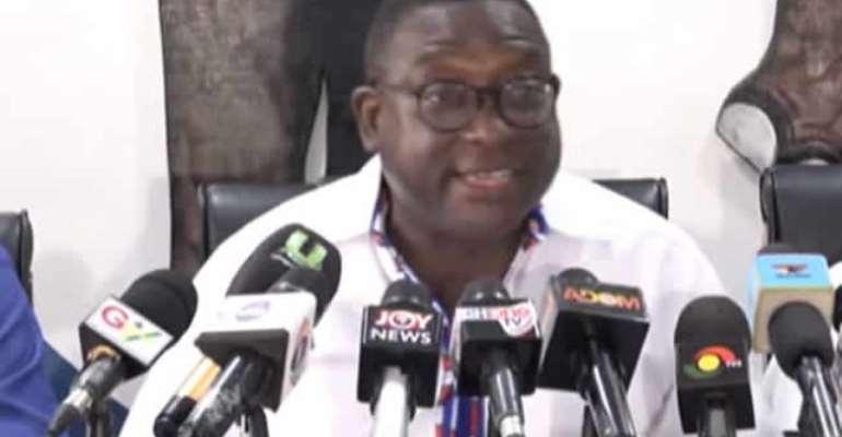 Director of Communications of the NPP, Yaw Buabeng Asamoah