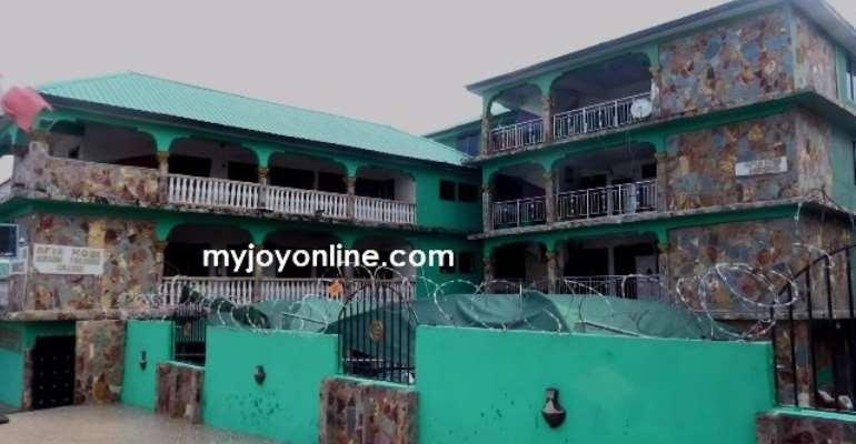The Royal Nursing School, formerly Nana Afia Kobi Serwaa Ampem Nursing Traing College