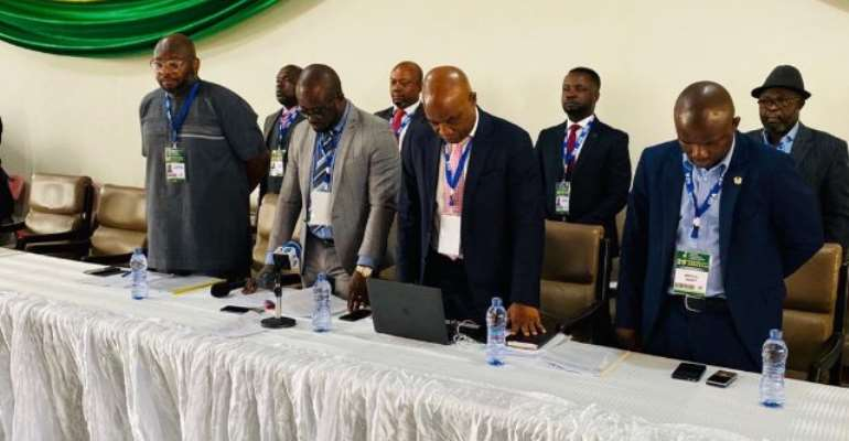 Five takeaways From The 25th GFA Ordinary Congress