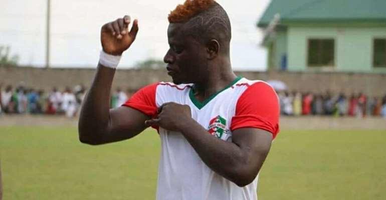 Defender Isaac Kwain Signs For Aduana Stars
