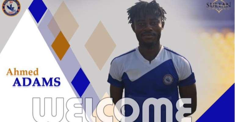 Former Kotoko Defender Ahmed Adams Rejoins Berekum Chelsea