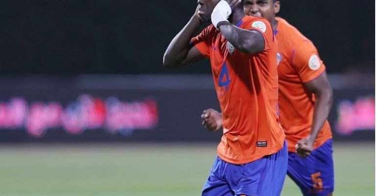 Ghanaian Winger Samuel Owusu Score As Al Fayha FC Cruise Past Al Ittihad