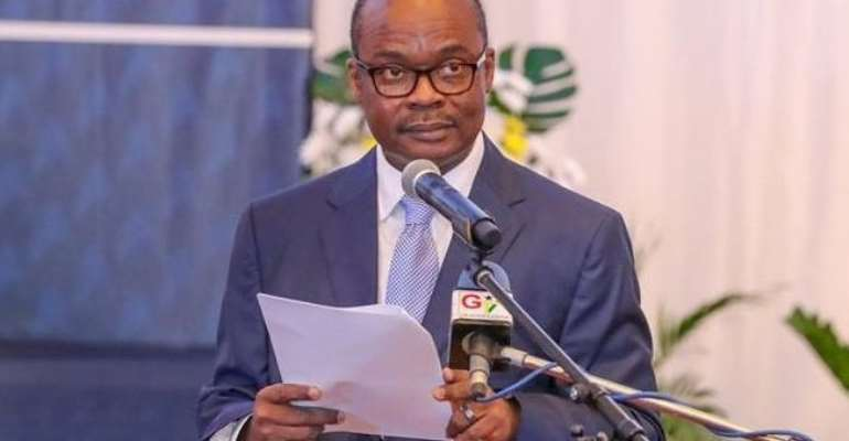 -1.1% GDP growth in line with Central Bank's projections – BoG