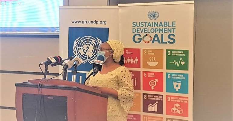 Ghana launches2020 Global Human Development Report
