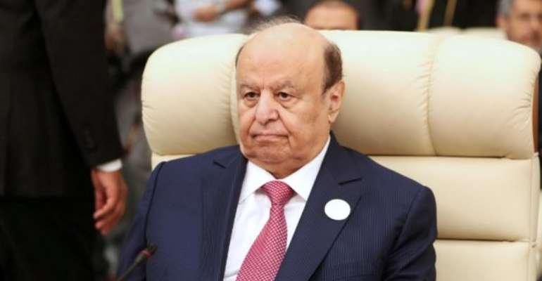 Yemen's Saudi-backed president forms power-sharing cabinet
