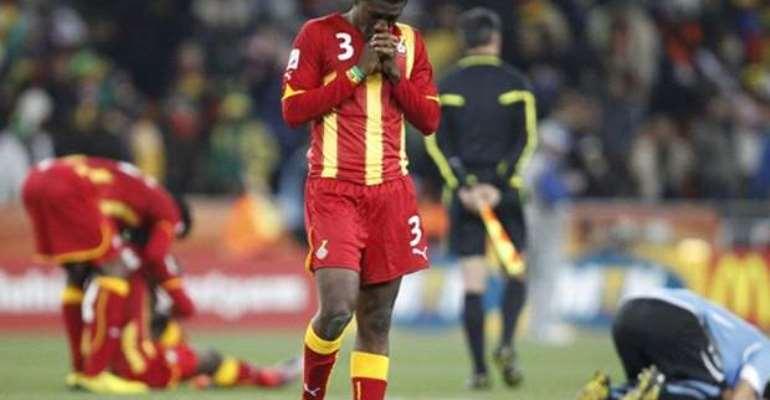 VIDEO.. Asamoah Gyan Insists He Wish He Could Retake 2010 Penalty Again